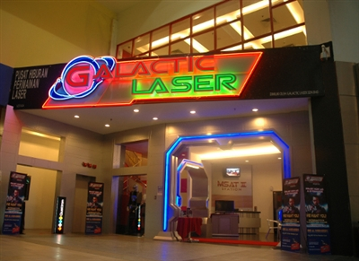 Galactic Laser Charity Event Set For Sunday April 10