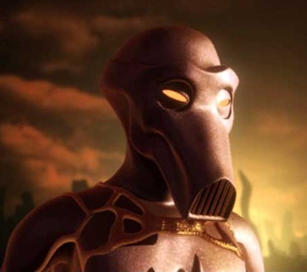 In Deus Ex 2: The Invisible War, The Omar is a faction that has taken cybernetic implants to an entirely new level. They are linked via a worldwide neural network, making communication efficient, and privacy non-existent.