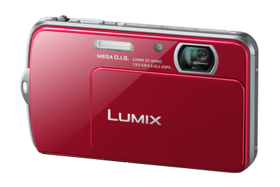 The Panasonic LUMIX DMC-FP7.