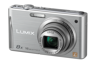 The Panasonic LUMIX DMC-FS35.