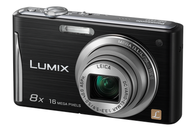 The Panasonic LUMIX DMC-FS37.