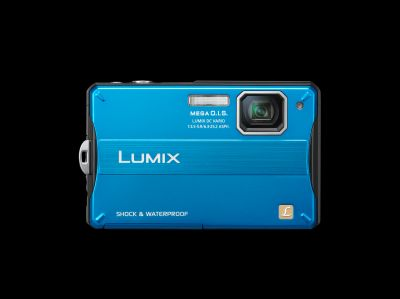 The LUMIX FT10 is an all rounder in that it is waterproof, shockproof, dustproof and freezeproof.