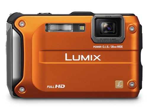The Panasonic Lumix DMC-FT3.