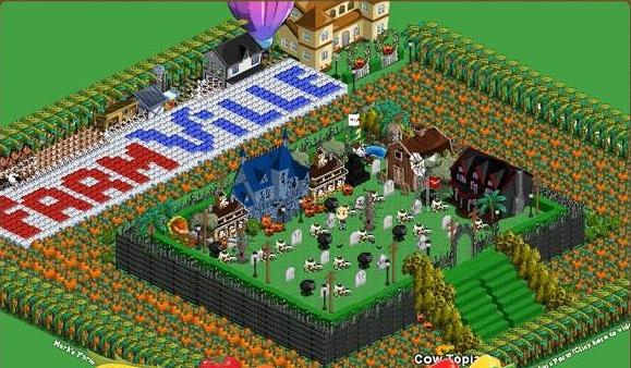 FarmVille is one of Zynga's most successful games