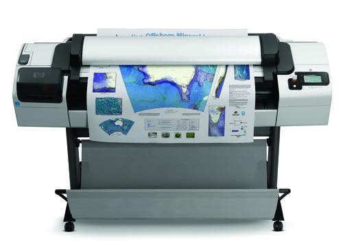 HP Designjet T2300 e-Multi-function Printer (eMFP)