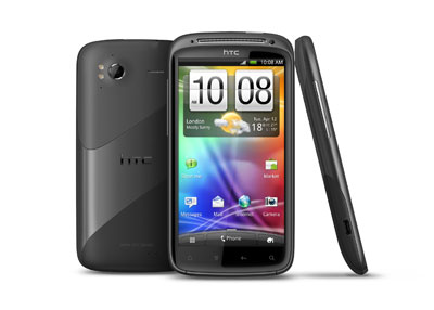Recent devices such as the HTC Sensation supports downlink speeds of up to 14.4Mbps, but it's nowhere near the 75Mbps theoretical speeds of LTE networks.