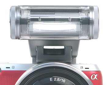 HVL-F20S external flash unit