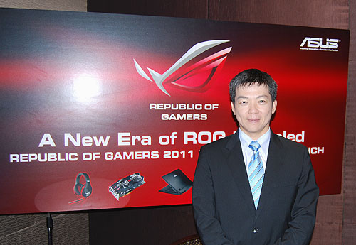 ASUS' Jackie Hsu on the design process for ROG products.