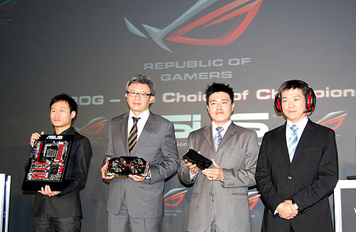 ASUS' ROG has come a long way since its inception and the company is committed to expanding the brand even further, as evident from these new products.