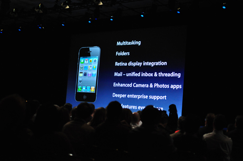 Plenty of features coming in iOS 4, the new iPhone OS which will be available June 21.