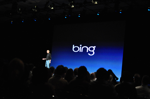 Microsoft's Bing will also be a search partner together with Yahoo and Google.