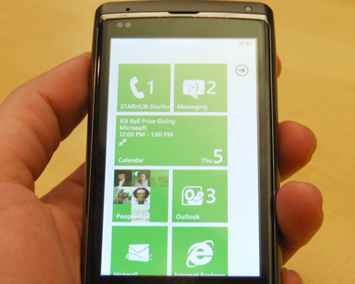 At long last, Microsoft's Windows Phone 7 is finally ready, and we are very optimistic for its future in the smartphone race.