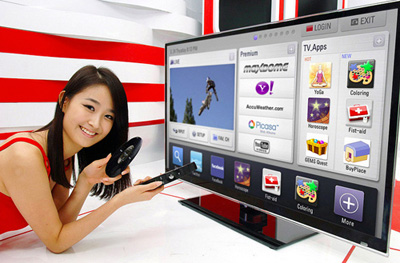 LG's Smart TV platform. (Image source: LG Electronics)