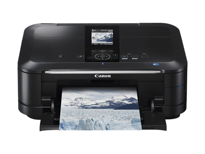 The Canon PIXMA MG6170 AIO inkjet printer.