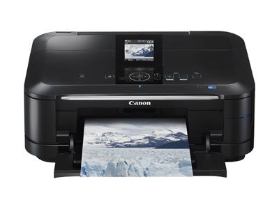 The Canon PIXMA MG6170 AIO inkjet printer.