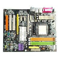 MSI K9N SLI Platinum (NVIDIA nForce 570 SLI)