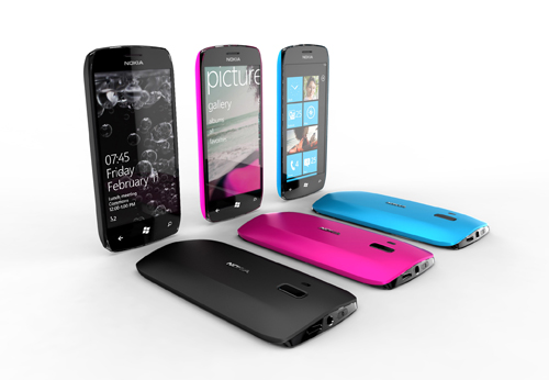The upcoming Nokia Windows Phone 7 will be bundled with the Mango update, which will go live in Q4 2011.