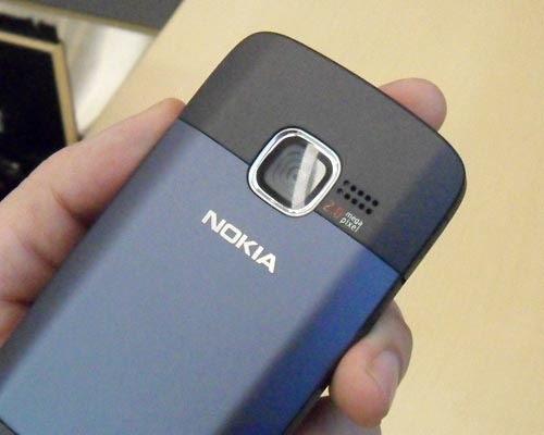 A clear evidence of its position in the market would be a 2-megapixel camera.