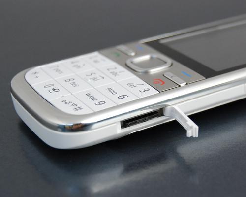 First Looks: Nokia C5