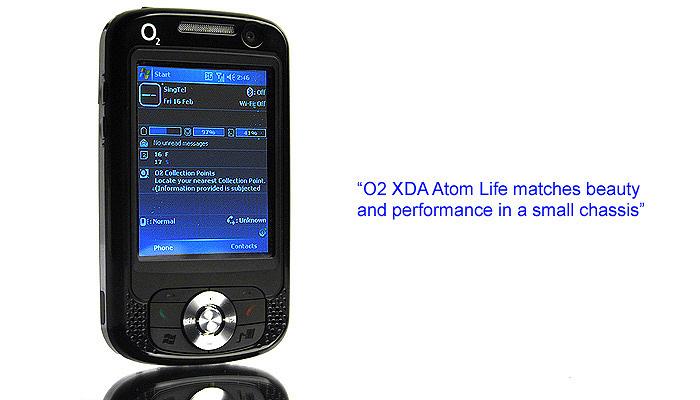 first looks o2 xda atom life 3g hsdpa hardwarezone com sg rh hardwarezone com sg Paperwork Guide Toshiba User Guide Manual