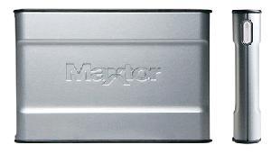 Maxtor OneTouch III Mini