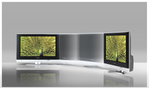Panasonic claims an exceptionally wide 178-degrees viewing angle on its latest LCD TV and they managed to deliver it as our firsthand viewing experience reinforces it.