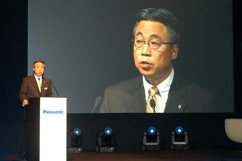 Yoshiiku (Mike) Miyata - Managing Director of Panasonic Marketing Europe.