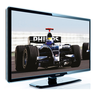 Philips 5000 series LCD TV with Pixel Plus HD 52PFL5604