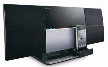 Slim AV Micro System, X-SMC1