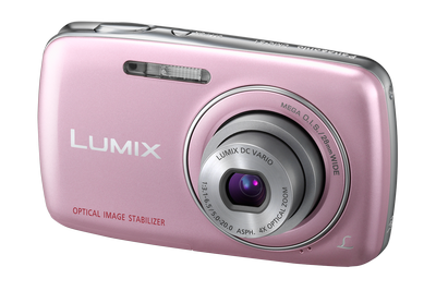The Panasonic LUMIX DMC-S1.