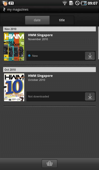 Like for example, our very own HWM Singapore! Now you can savor the goodness of HWM digitally too.