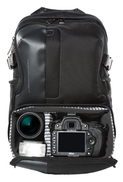 Samsonite Introduces New Functional Stylish Camera Bags