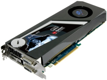 Sapphire HD 6950 Toxic Edition Graphics Card Announced
