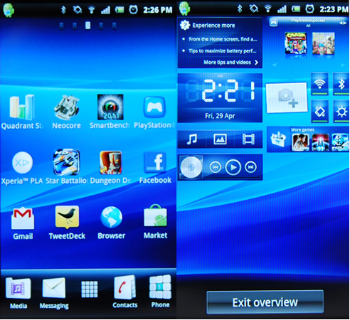 free xperia play hd games download
