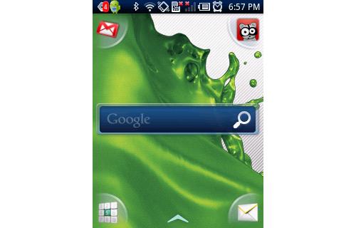 Features : Sony Ericsson Xperia X10 mini