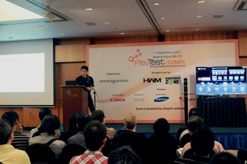 HWM's Zachary Chan speaking on display trends, both monitors and TVs, and how smart display technology is the next big thing for home entertainment.