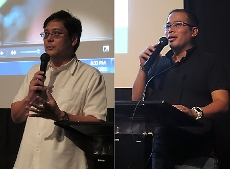 Country manager Mr. Ricky Banaag and marketing manager Mr. Randy Kanapi spoke on behalf of Intel Philippines during the event, extending congratulations and kudos to the finalists of the Intel Digital Showdown. They also reaffirmed their commitment to continuing to push products, technologies, and campaigns like the Digital Showdown, with the ultimate intent of promoting and developing local talent.