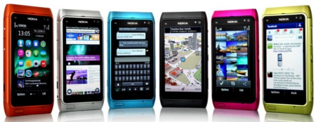 Symbian Anna with Nokia N8