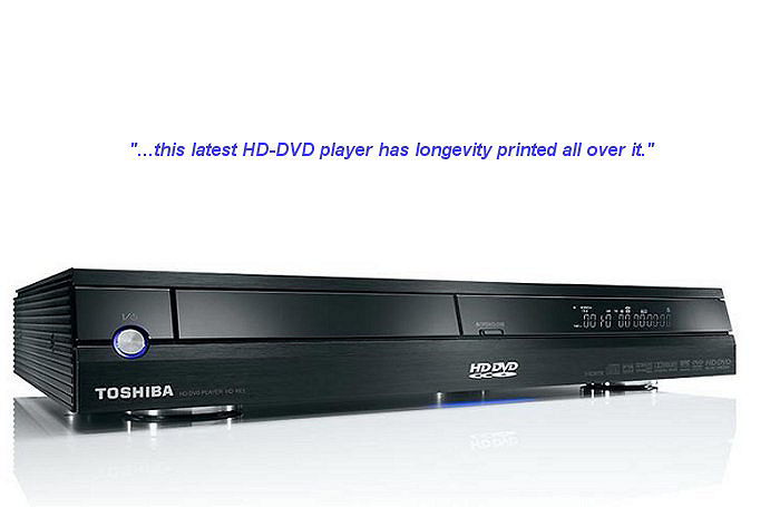 Toshiba hd e1 hd dvd player 1080i hardwarezone driving it home hd style publicscrutiny Image collections