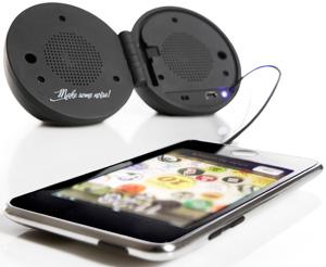 Veho 360 'Gumball 3000' special edition speaker