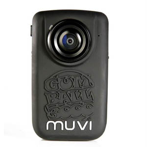 Veho Muvi HD Pro 'Gumball 3000' Special Edition Action Cam