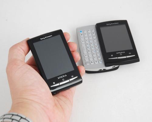 Preview Sony Ericsson Xperia X10 Mini And X10 Mini Pro