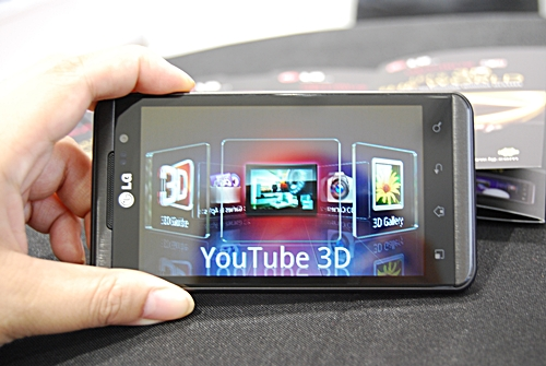Upload your 3D content on Youtube 3D.