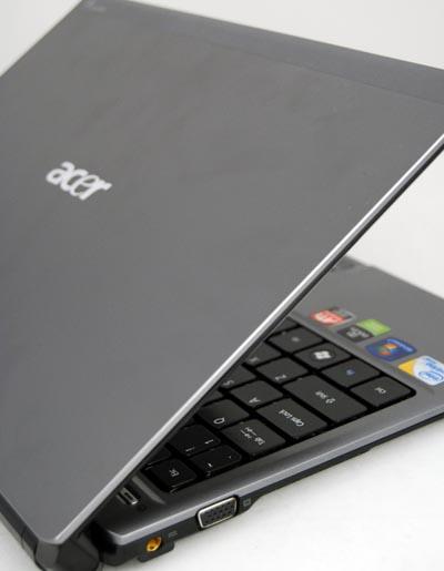 The Acer Aspire Timeline 3810t.