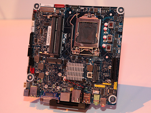 The new Thin Mini-ITX board form factor for AIO desktop systems.