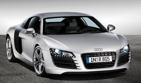 Who would have thought that the R8 would not only be an accomplished sports car, but could also work well with an iPod?