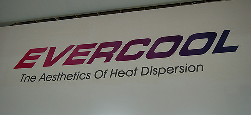 We checked out Evercool to see what new cooling solutions they have.