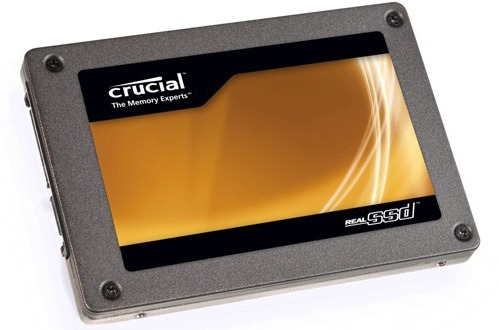 The Crucial RealSSD C300 64GB is our best consumer solid state drive tested in 2010.