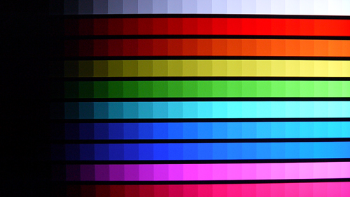 Color Test Chart Ibovnathandedecker