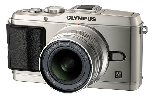Where's the new E-P5, Olympus?
